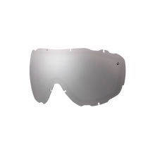 Prophecy Turbo Fan Replacement Lenses Prophecy Turbo Fan Rose Platinum Mirror by Smith Optics
