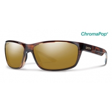 Redmond Tortoise ChromaPop+  Polarized Bronze Mirror by Smith Optics in Bozeman Mt