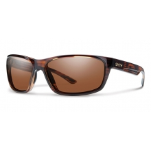 Redmond Tortoise Techlite Polarchromic Copper by Smith Optics in San Francisco Ca