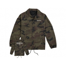 Robbins Coach's Jacket Camo Small by Smith Optics