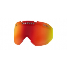 Scope Replacement Lenses Scope Red Sol-X Mirror by Smith Optics