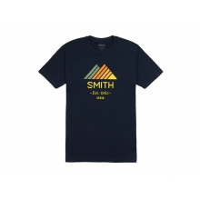Scout Men's T-Shirt Midnight Extra Extra Large by Smith Optics in Nelson Bc