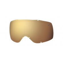 Showcase Replacement Lens Showcase Gold Sol X Mirror by Smith Optics