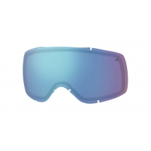 Showcase Replacement Lens Showcase Blue Sensor Mirror by Smith Optics
