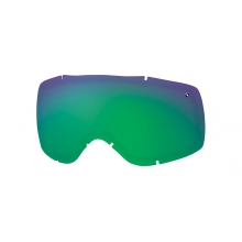 Showcase Replacement Lens Showcase Green Sol-X Mirror by Smith Optics