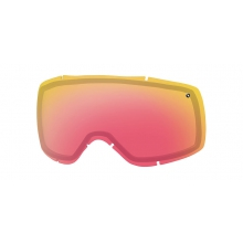 Showcase Replacement Lens Showcase Red Sensor Mirror by Smith Optics