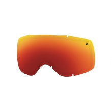 Showcase Replacement Lens Showcase Red Sol-X Mirror by Smith Optics