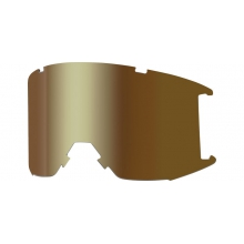 Squad 13-14 Replacement Lens Squad Gold Sol X Mirror by Smith Optics