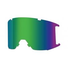 Squad 13-14 Replacement Lens Squad Green Sol-X Mirror by Smith Optics