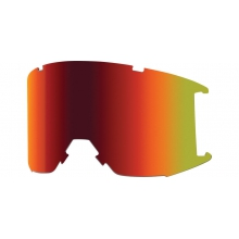 Squad 13-14 Replacement Lens Squad Red Sol-X Mirror by Smith Optics