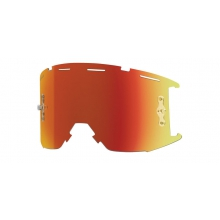 Squad MTB Replacement Lenses Squad MTB ChromaPop Everyday Red Mirror by Smith Optics