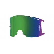 Squad MTB Replacement Lenses Squad MTB ChromaPop Sun Green Mirror by Smith Optics