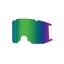Squad Replacement Lens Squad Green Sol-X Mirror by Smith Optics