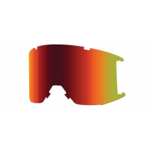 Squad Replacement Lens Squad Red Sol-X Mirror by Smith Optics