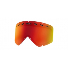 Stance Replacement Lenses Stance Red Sol-X Mirror by Smith Optics