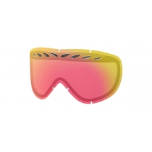 Transit Replacement Lenses Transit Red Sensor Mirror by Smith Optics