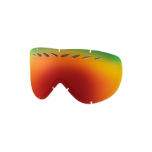 Transit Replacement Lenses Transit Red Sol-X Mirror by Smith Optics