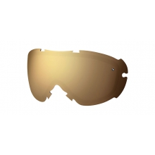 Virtue Replacement Lenses Virtue Gold Sol X Mirror by Smith Optics