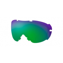Virtue Replacement Lenses Virtue Green Sol-X Mirror by Smith Optics