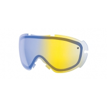 Virtue Replacement Lenses Virtue Yellow Sensor Mirror by Smith Optics
