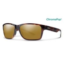 Wolcott Tortoise ChromaPop+  Polarized Bronze Mirror by Smith Optics in Salmon Arm Bc