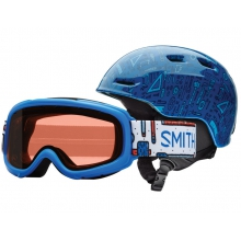 Zoom/Gambler Combo Lapis Toolbox Youth Medium (53-58 cm) by Smith Optics