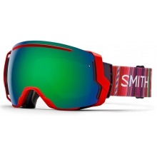 I/O 7 Sriracha Cuzco Green Sol-X Mirror by Smith Optics