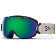 I/OS Midnight Brighton Green Sol-X Mirror by Smith Optics