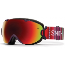 I/OS Black Cherry Cuzco Red Sol-X Mirror by Smith Optics