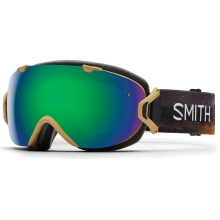 I/OS Prairie Buffalo Green Sol-X Mirror by Smith Optics