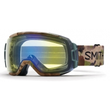 Vice Haze Yellow Sensor Mirror by Smith Optics