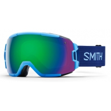 Vice Light Blue Green Sol-X Mirror by Smith Optics