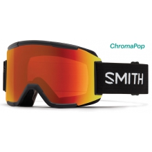 Squad Black ChromaPop Everyday by Smith Optics