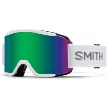 Squad White Green Sol-X Mirror by Smith Optics