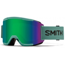 Squad Ranger Scout Green Sol-X Mirror by Smith Optics