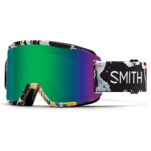 Squad Ripped Green Sol-X Mirror by Smith Optics