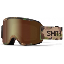 Squad Austin ID Gold Sol X Mirror by Smith Optics