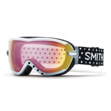 Virtue White Dots Red Sensor Mirror by Smith Optics