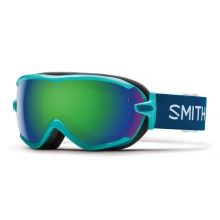 Virtue Opal Static Green Sol-X Mirror by Smith Optics