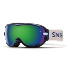 Virtue Midnight Brighton Green Sol-X Mirror by Smith Optics