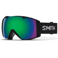 I/O Black Green Sol-X Mirror by Smith Optics