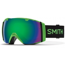 I/O Reactor Green Sol-X Mirror by Smith Optics
