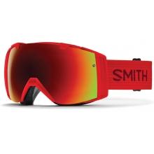 I/O Fire Red Sol-X Mirror by Smith Optics