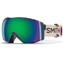 I/O Shadow Purple Creature Green Sol-X Mirror by Smith Optics