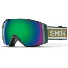I/O Forest Woolrich Green Sol-X Mirror by Smith Optics