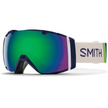 I/O Women's Midnight Brighton Green Sol-X Mirror by Smith Optics