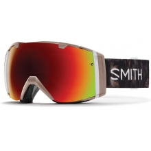 I/O Women's Angel ID Red Sol-X Mirror by Smith Optics