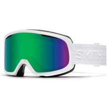 Riot White Eclipse Green Sol-X Mirror by Smith Optics