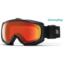 Phenom Turbo Fan Black ChromaPop Everyday by Smith Optics
