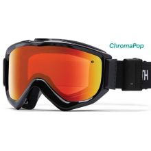 Knowledge Turbo Fan Black ChromaPop Everyday by Smith Optics